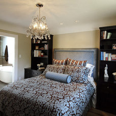 Contemporary Bedroom by Lana Lounsbury Interiors