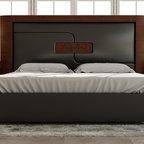 Edge bed contemporary bedroom los angeles by - Bedroom furniture in los angeles ...