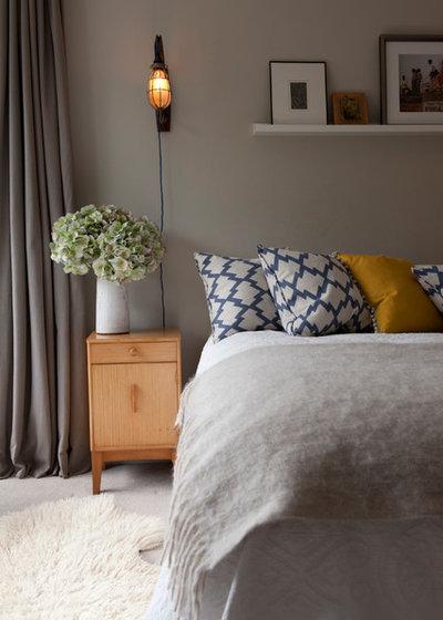 コンテンポラリー 寝室 by Maven