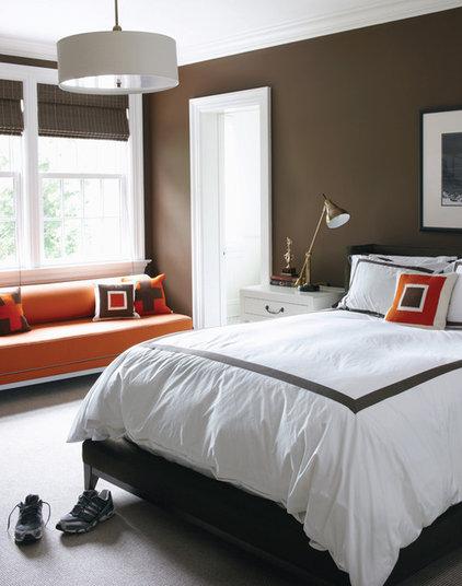 Contemporary Bedroom by MuseInteriors