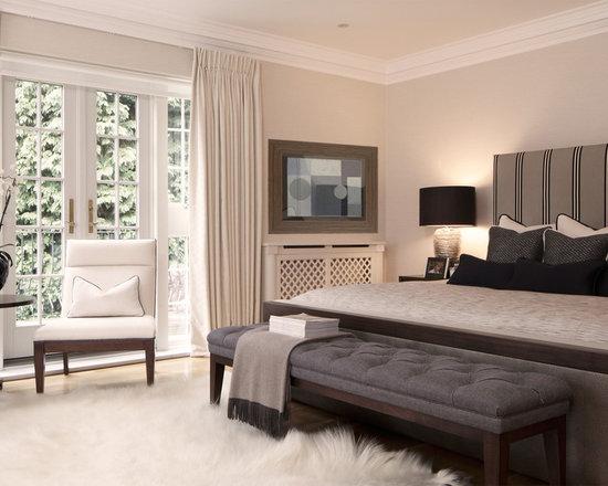 Dark Gray Bedroom. Dark Gray Bedroom   Houzz