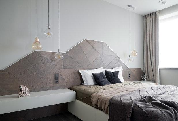 Illuminazione Camera Da Letto Scelta Sospensioni : 14 modi creativi di appendere una lampada a sospensione vicino al letto