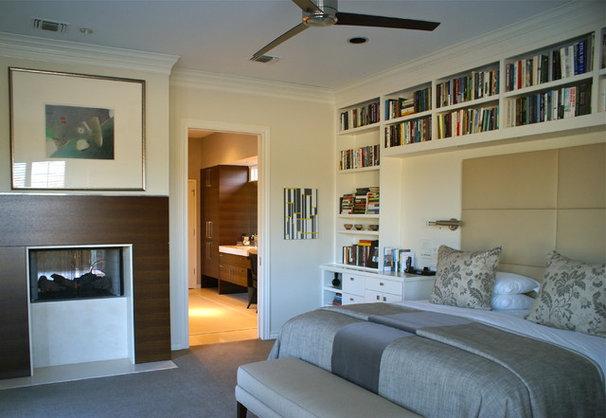 Contemporary Bedroom by SLIC Interiors