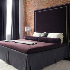 Contemporary Bedroom by Tamara H Design