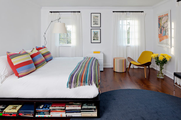 Contemporary Bedroom by The Shade Store