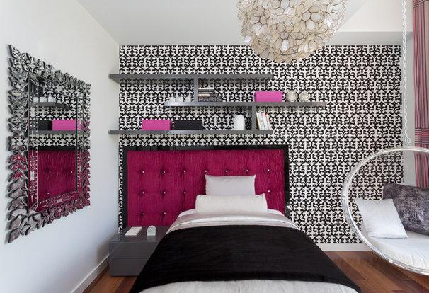 Contemporary Bedroom by Touzet Studio