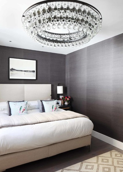 Contemporary Bedroom by Turner Pocock