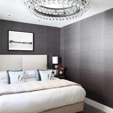 Contemporary Bedroom by Turner Pocock