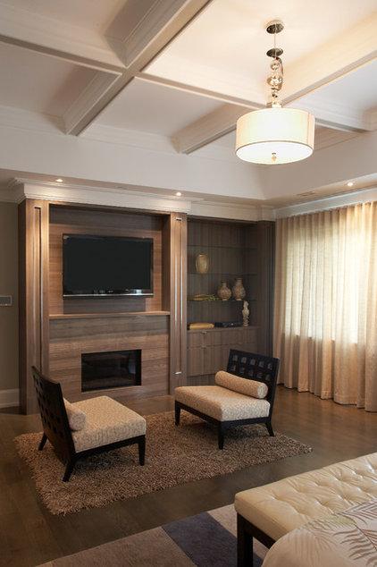Contemporary Bedroom by Dochia Interior Design