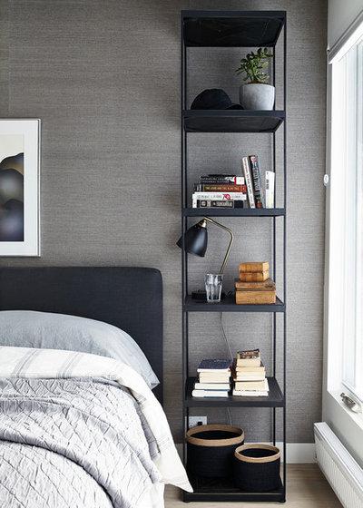 Contemporary Sovrum Contemporary Bedroom