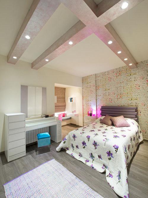 Beige Bedroom Design Ideas Renovations Photos With