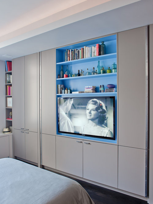 Tv Closet Home Design Ideas, Pictures, Remodel and Decor
