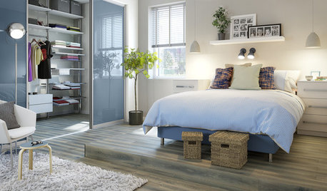 Maximise Every Inch of Storage Space with a Walk-in Wardrobe