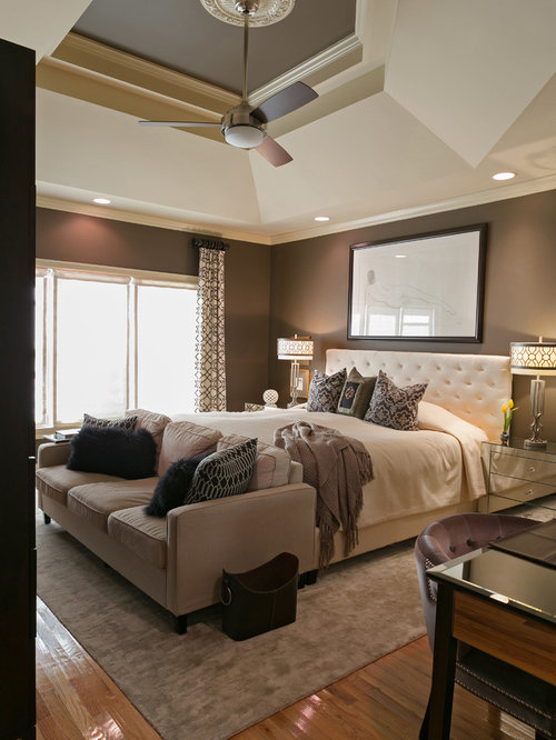 Dramatic Bedroom Home Design Ideas Pictures Remodel And