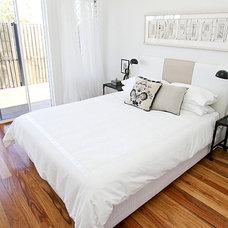 Beach Style Bedroom by Ethos Interiors