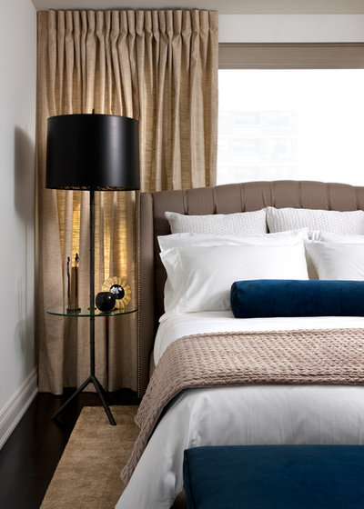 bedside lighting ideas. Bedroom By Toronto Interior Design Group | Yanic Simard Bedside Lighting Ideas