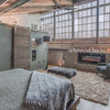 Room of the Day: Soft Look for a City Loft's Master Suite