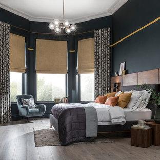 Contemporary, Cosy Bedroom