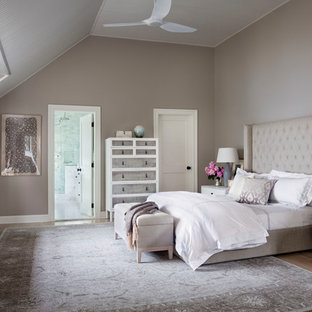 White And Silver Bedroom Ideas And Photos | Houzz