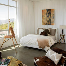 Contemporary Bedroom by Favreau Design