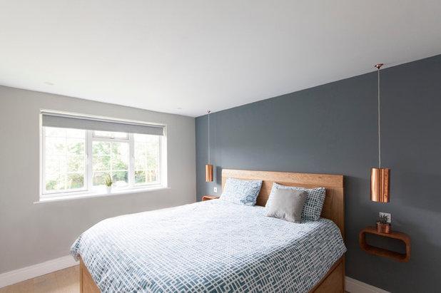 Contemporary Bedroom by Studio Wolter Navarro