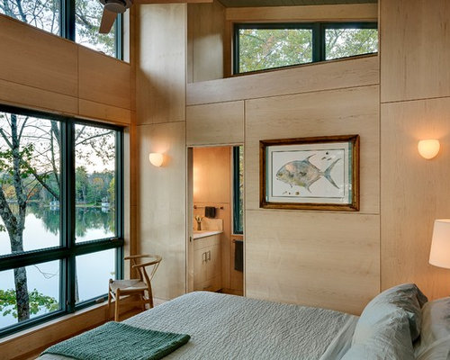 Plywood wall ideas pictures remodel and decor for Bedroom designs plywood