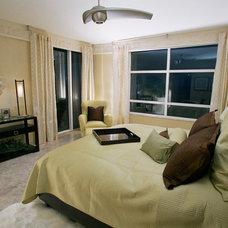 Contemporary Bedroom by Interior Styles, Inc.