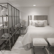 Contemporary Bedroom by Shane D. Inman