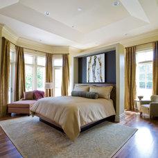 Contemporary Bedroom by Interior Concepts, Inc.
