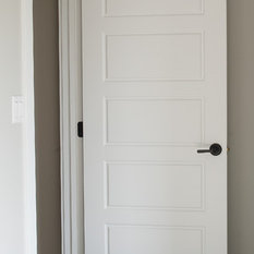 Horizontal 5 Panel Door With Raised Panels. Email Save. Contemporary Interior  Doors