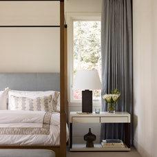 Contemporary Bedroom by Tom Stringer Design Partners