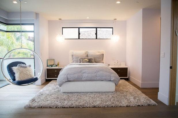 Contemporary Bedroom by Dauer Design