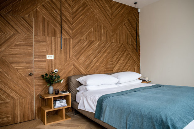 Eclectic Bedroom by TEMZA