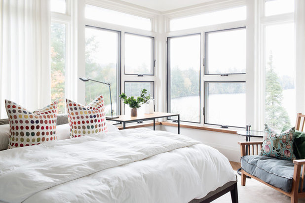 Contemporary Bedroom by Lischkoff Design Planning