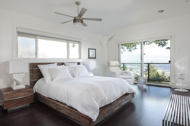 Contemporary Bedroom by The Neil Kelly Company