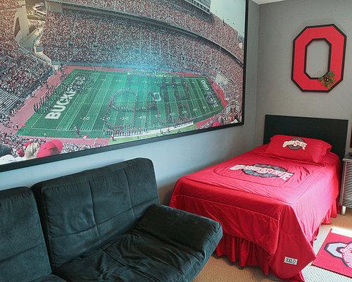 Ohio State Bedroom Decorating Ideas