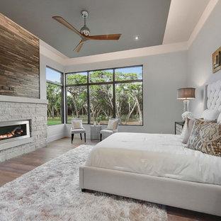 Contemporary Ranch by Todd Glowka Builder, Inc.