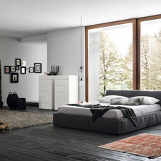 Contemporary Bedroom by Thingz Contemporary Living