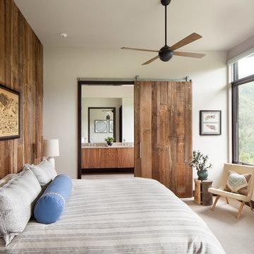 Contemporary Rustic Home