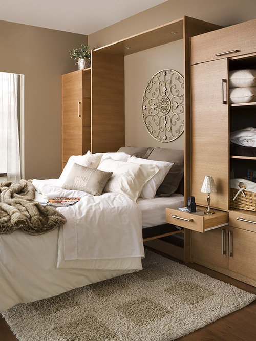 Modern Murphy Bed Home Design Ideas Pictures Remodel And