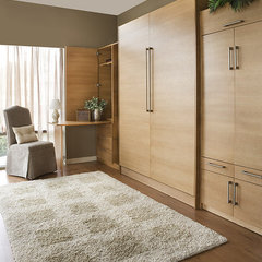 contemporary bedroom by Murphy Wall-Beds Hardware
