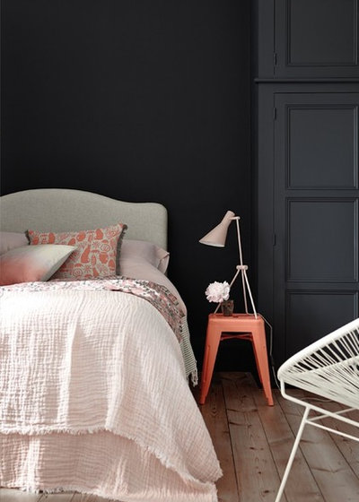 Contemporary Bedroom by Period Property Store