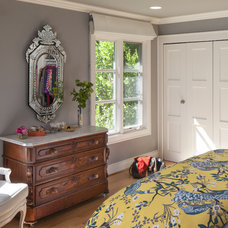 Contemporary Bedroom by Holly Bender Interiors