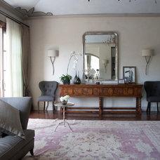 Transitional Bedroom by Cippananda Interior Design