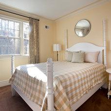 Traditional Bedroom by Neela Woodard Design, LLC