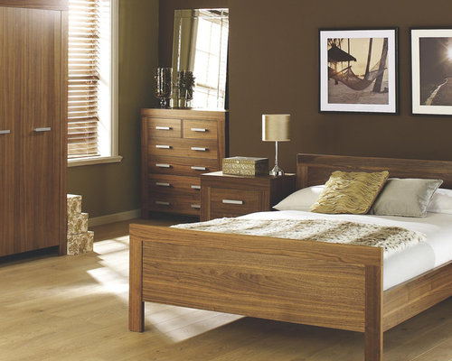 Walnut Bedroom Furniture | Houzz