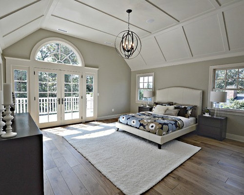 Benjamin Moore Harbor Gray Houzz