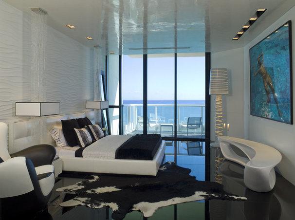 Modern Bedroom by Nieto Design Group