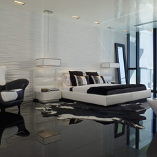 Modern Bedroom by Nieto Design Group