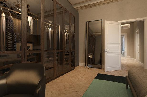 Contemporáneo Dormitorio by DEKOERA